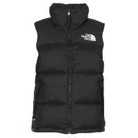 Vêtements Femme Doudounes The North Face NUPTSE VEST Noir