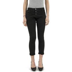 Vêtements Femme Jeans 3/4 & 7/8 Please jeans  p78a noir noir