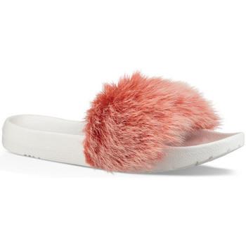 Chaussures Femme Mules UGG Sandale  Royale Orange
