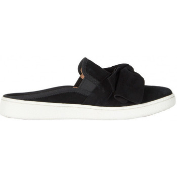 Chaussures Femme Slip ons UGG Sandale  Luci Bow - Ref. LUCI-BOW-BLACK Noir