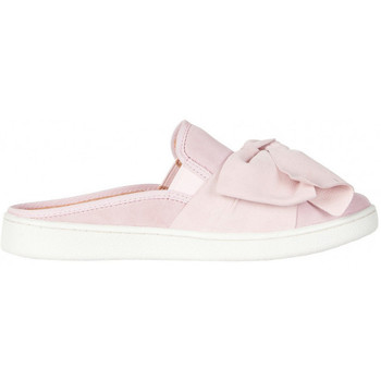 Chaussures Femme Slip ons UGG Sandale  Luci Bow - Ref. LUCI-BOW-SEASHELL-PINK Rose