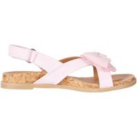 Chaussures Fille Sandales et Nu-pieds UGG Sandale  Fonda - Ref. K-FONDA-SEASHELL Rose