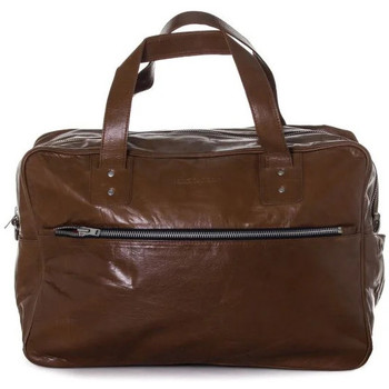 Sacs Homme Porte-Documents / Serviettes Serge Pariente SAC SP ONE COGNAC Cognac