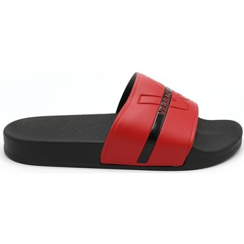 Chaussures Homme Mules Versace CLAQUETTE MARE ROUGE
