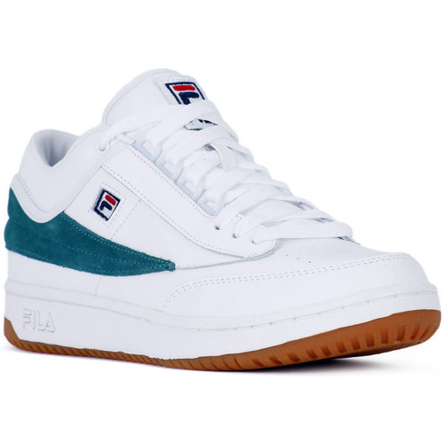 Fila T1 MID Bianco - Chaussures Baskets basses Homme