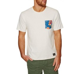 Vêtements Homme T-shirts manches courtes O'neill T-Shirt  Lm Pocket Filler - Powder White blanc