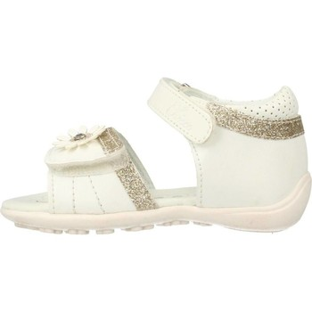 Chaussures Fille Sandales et Nu-pieds Chicco GIOVANNA Blanc