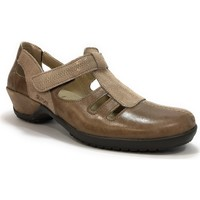 Chaussures Femme Baskets mode Suave 5518IC Marron