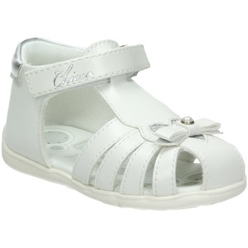 Chaussures Fille Sandales et Nu-pieds Chicco 59499 BLANC