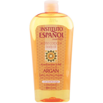 Beauté Hydratants & nourrissants Instituto Español Argan Aceite Corporal  400 ml