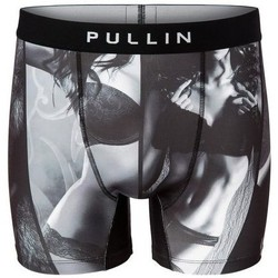 Vêtements Homme Boxers / Caleçons Pull-in Boxer Pullin Fashion 2 Loveparty noir