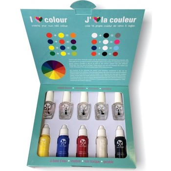 Beauté Femme Vernis à ongles Suncoatgirl Kit Creation de couleurs Vernis à ongles - parent