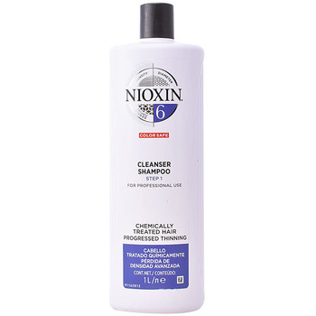 Beauté Shampooings Nioxin System 6 Shampoo Volumizing Very Weak Coarse Hair  1000 m