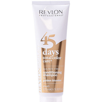 Beauté Shampooings Revlon 45 Days Conditioning Shampoo For Golden Blondes  275 ml