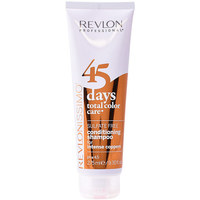Beauté Shampooings Revlon 45 Days Conditioning Shampoo For Intense Coppers  275 ml