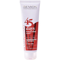 Beauté Shampooings Revlon 45 Days Conditioning Shampoo For Brave Reds