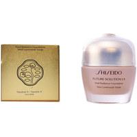 Beauté Femme Fonds de teint & Bases Shiseido Future Solution Lx Total Radiance Foundation 4-neutral