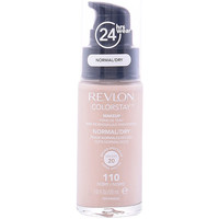 Beauté Femme Fonds de teint & Bases Revlon Colorstay Foundation Normal/dry Skin 110-ivory  30 ml