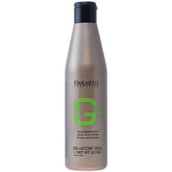 Beauté Shampooings Salerm Greasy Hair Specific Oily Hair Shampoo