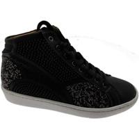 Chaussures Femme Boots Calzaturificio Loren LOC3710ne nero
