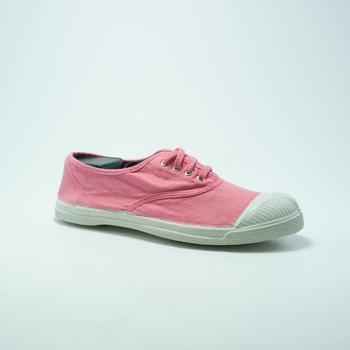 Chaussures Homme Baskets mode Ben Simon BENSIMON TENNIS LACETS ROSE rose