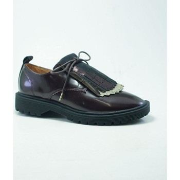 Chaussures Homme Derbies Armistice ROCK DERBY PATENT  BORDEAUX rouge