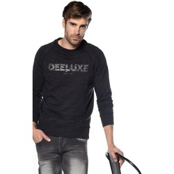 Vêtements Homme Sweats Deeluxe Sweat chiné logotypé Ground charbonchine