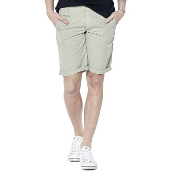 Vêtements Homme Shorts / Bermudas Deeluxe Short Broken beigeclair