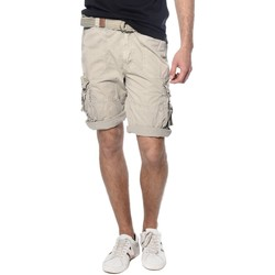 Vêtements Homme Shorts / Bermudas Deeluxe Short cargo Heaven grisclair