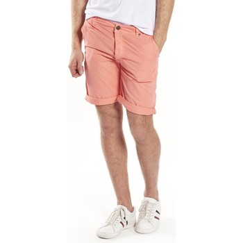 Vêtements Homme Shorts / Bermudas Deeluxe Short Broken corail