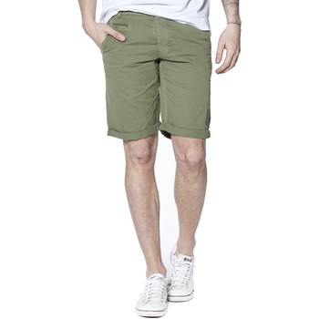 Vêtements Homme Shorts / Bermudas Deeluxe Short Broken vert