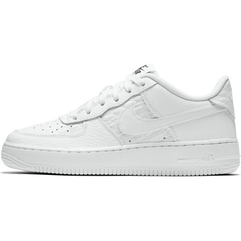 Chaussures Enfant Baskets basses Nike - Baskets Air Force 1 LV8 (GS) Enfants - 820438 blanc