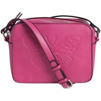 Sacs Femme Besaces Pieces PCMAYA CROSS BODY Hot Pink Rose