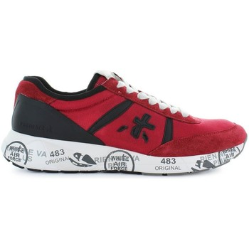 Chaussures Homme Baskets basses Premiata Hanzo 2907 rouge