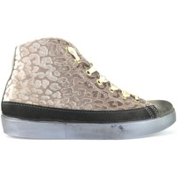 Chaussures Femme Baskets montantes Beverly Hills Polo Club POLO sneakers beige daim gris velours AJ06 beige