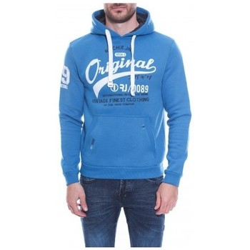 Vêtements Homme Sweats Ritchie Sweat à capuche WARLUZ Royal
