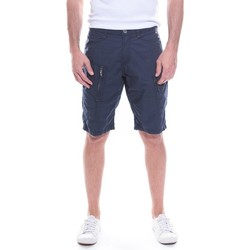 Vêtements Homme Shorts / Bermudas Ritchie Bermuda battle BOBBY Bleu