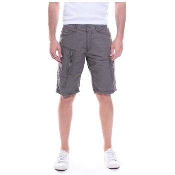 Vêtements Homme Shorts / Bermudas Ritchie Bermuda battle BOBBY Gris