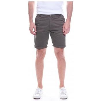 Vêtements Homme Shorts / Bermudas Ritchie Bermuda chino BOLTON Gris foncé