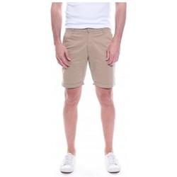 Vêtements Homme Shorts / Bermudas Ritchie Bermuda chino BOLTON Marron