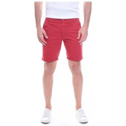 Vêtements Homme Shorts / Bermudas Ritchie Bermuda chino BOLTON Rouge