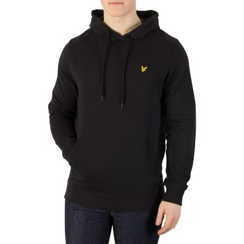 Vêtements Homme Sweats Lyle & Scott Homme Sweat à capuche, Noir noir