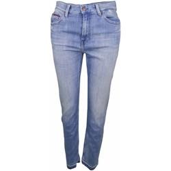 Vêtements Femme Jeans slim Tommy Jeans Jean slim  bleu pour femme Bleu