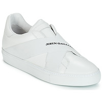 Chaussures Homme Baskets basses John Galliano ROBOT A Blanc