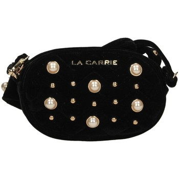 Sacs Besaces La Carrie Bag CAN CAN Noir
