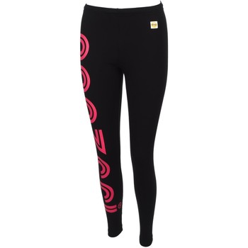 Vêtements Femme Leggings Panzeri Joy t noir/fus legg l Noir