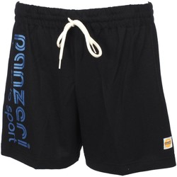 Vêtements Homme Shorts / Bermudas Panzeri Uni a noir/bleu nac short Noir