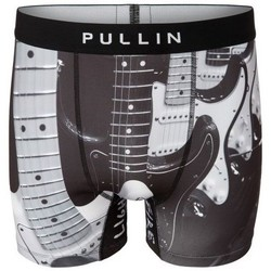 Vêtements Homme Boxers / Caleçons Pull-in Boxer Pullin Fashion 2 Hendrix noir