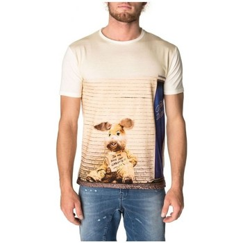 Vêtements Homme T-shirts & Polos Pull-in T-shirt Pullin Drunky Beige beige