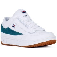 Chaussures Homme Baskets basses Fila T1 Mid Blanc